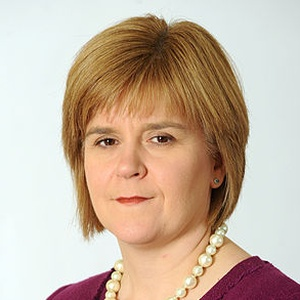 Photo of Nicola Sturgeon