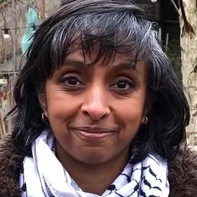 Sheila Menon